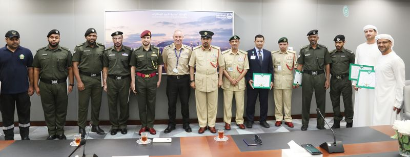 Dubai Police honours employees