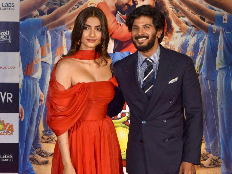Dulquer Salmaan and Sonam Kapoor-1568619783358
