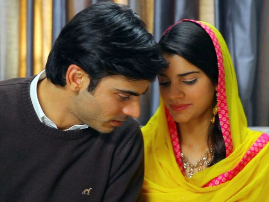 Fawad Khan and Sanam Saeed in ZINDAGI GULZAR HAI-1568616175423