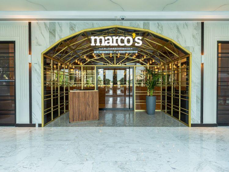 Marco's NY Italian - Fairmont Bab Al Bahr, Abu Dhabi 1-1568628545809