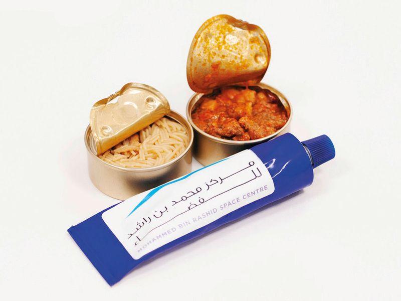190917 astronaut food