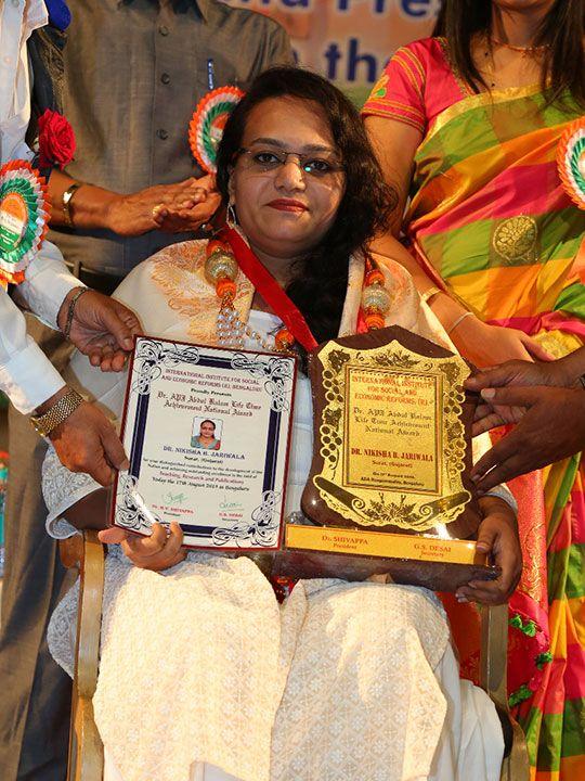 Dr. APJ Abdul Kalam Lifetime Achievement National Award