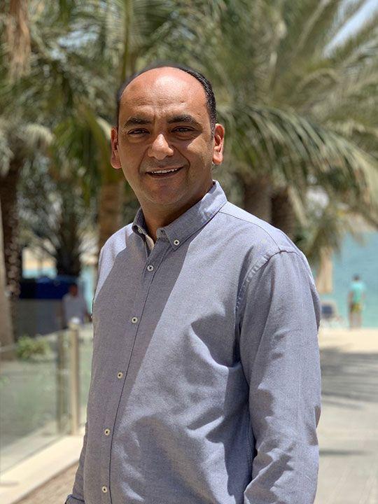 Nader Halim