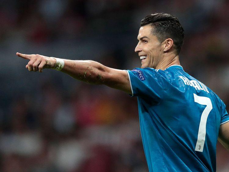 190919  Cristiano Ronaldo