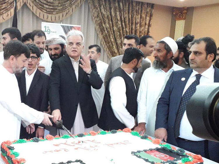 190919 Afghan independence