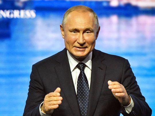 190919 Vladimir Putin