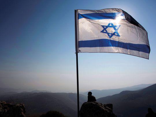 190919 israeli flag