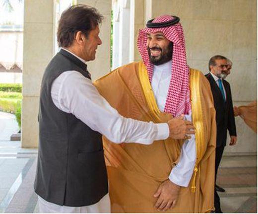 Imran and Salman