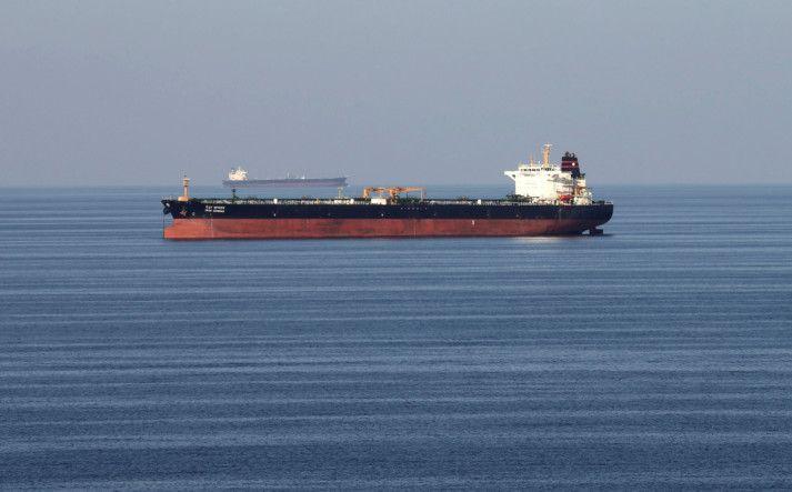 OPN Tankers in Strait of Hormuz-1568892641628