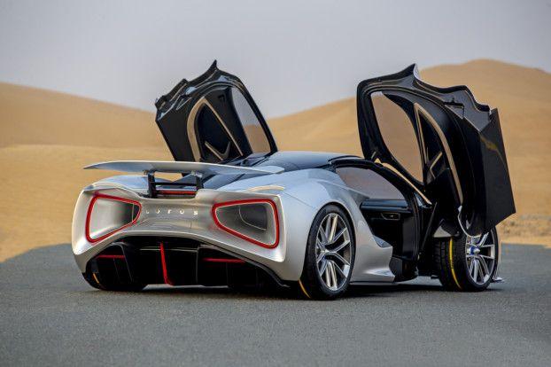 BUS 190920 Lotus Evija Middle East Debut-1568984002153