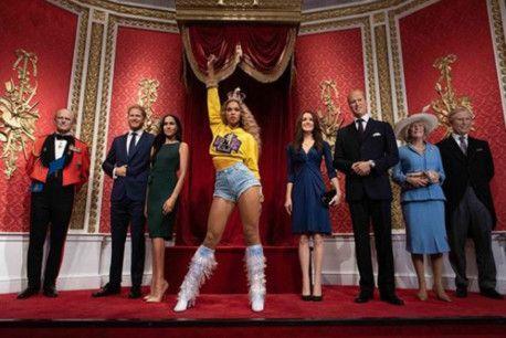 Beyonce tussauds 1-1568963900069