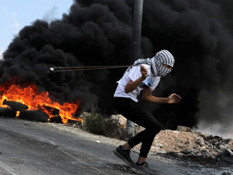 OPN 190920 PALESTINIAN PROTEST-1568980487095