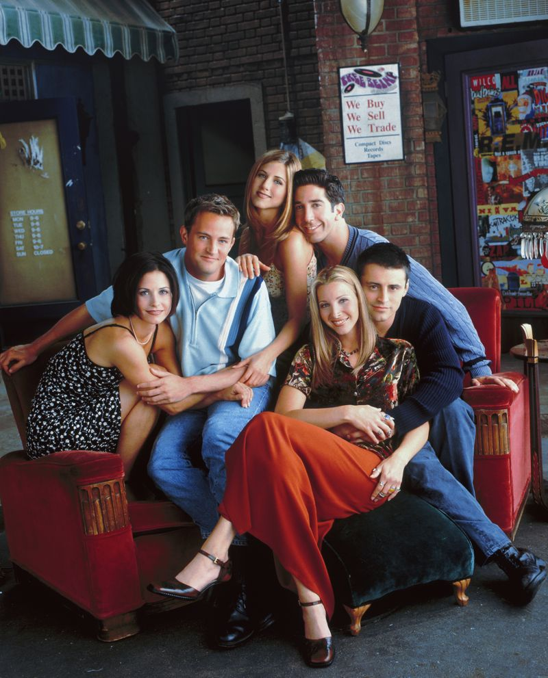 'Friends' is celebrating 25 years on September 23.