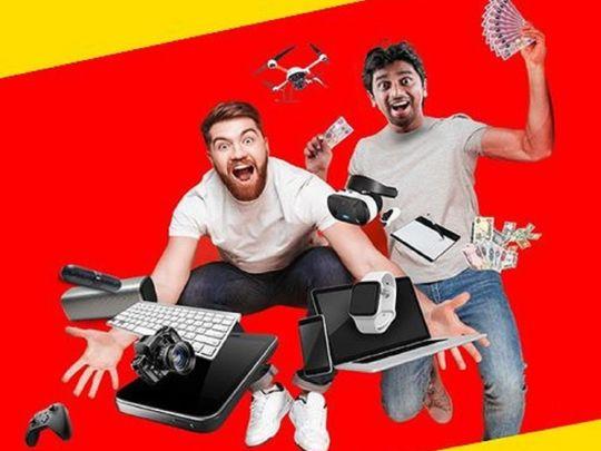 If big savings on electronics will make you happy, Gitex