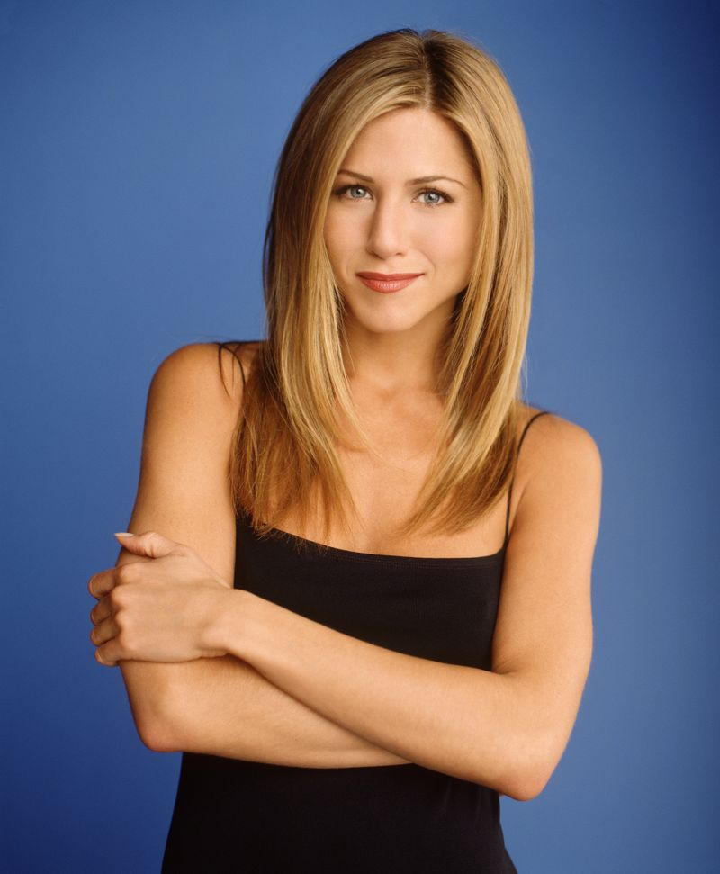Jennifer Aniston played Rachel.