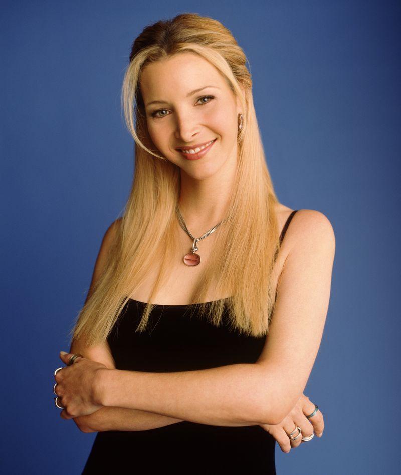 Lisa Kudrow played Phoebe Buffay.