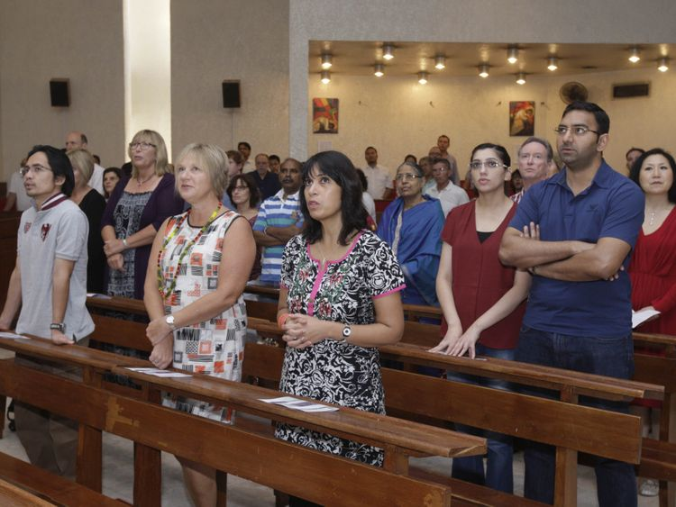 NAT St Andrew church Dhabi-1569142919980