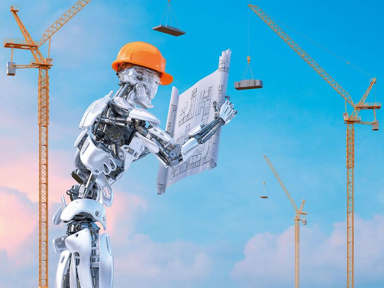 Robots can do their bit at construction sites