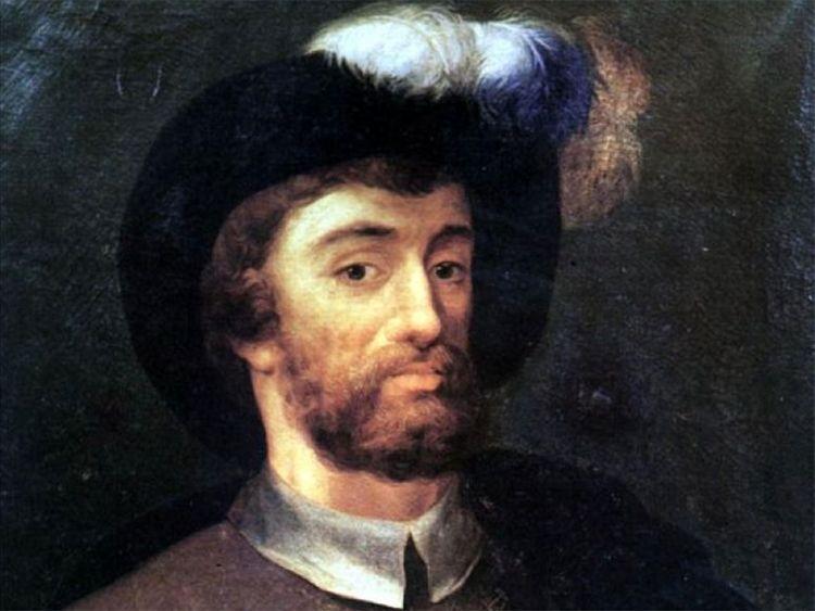 Spanish navigator Juan Sebastian Elcano 0121