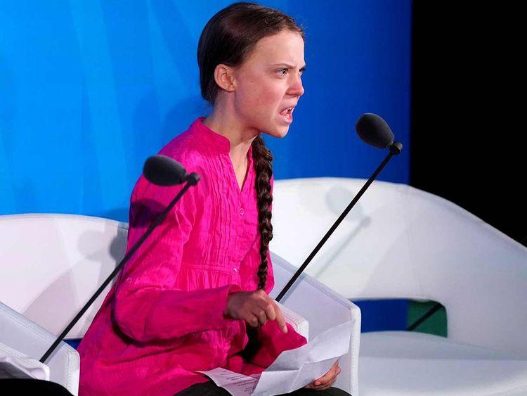 Greta Thunberg 20190923