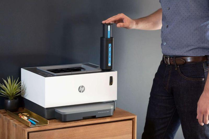 HP Toner system