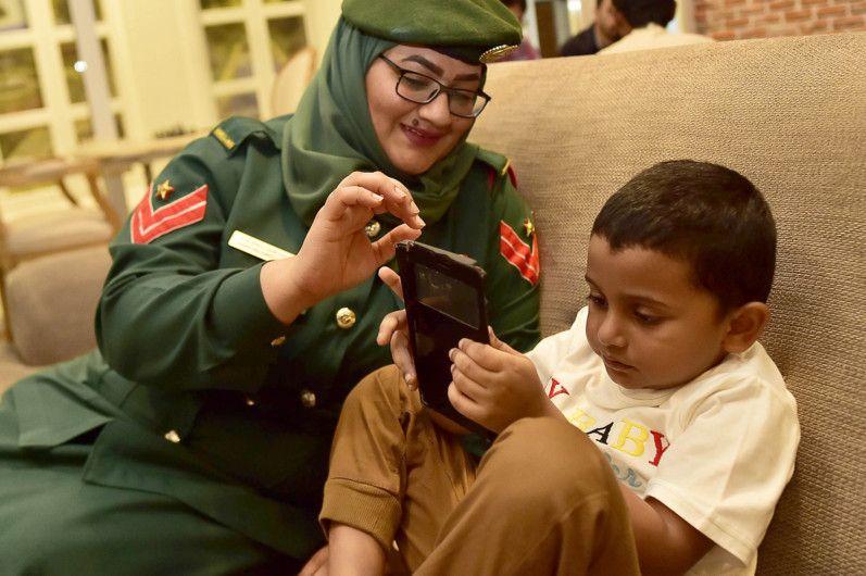NAT 190919 Dubai Police CE01-1569236644425