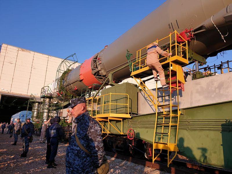 Soyuz rocket -001