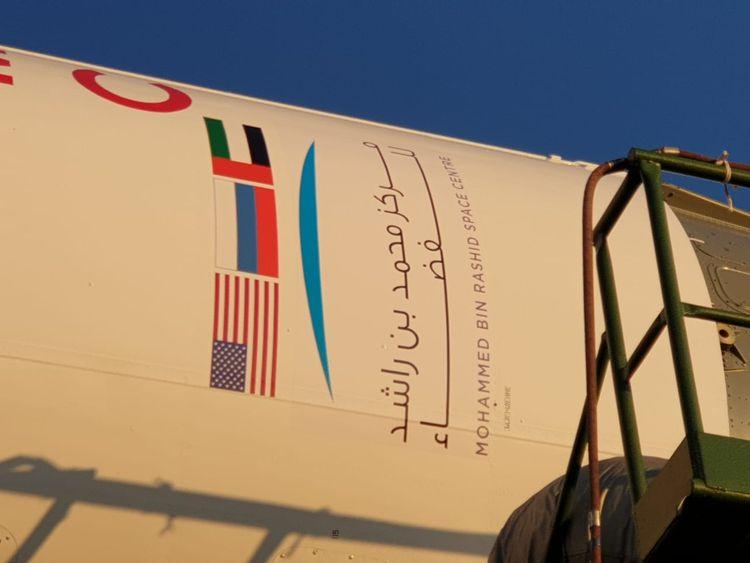 The Soyuz rocket rolls --02