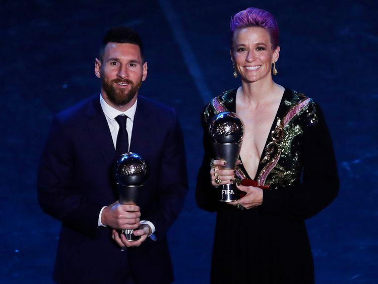 190924 Fifa awards