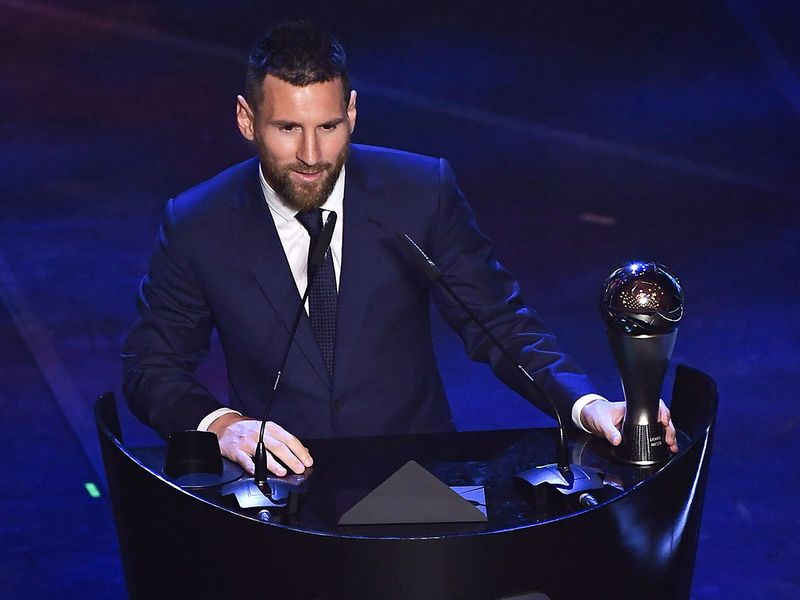 190924 Messi