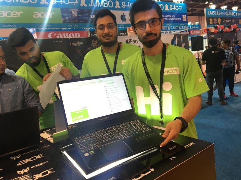 Acer Laptop Predator Helios