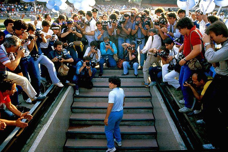 Diego Armando Maradona in Diego Maradona-1569333923977