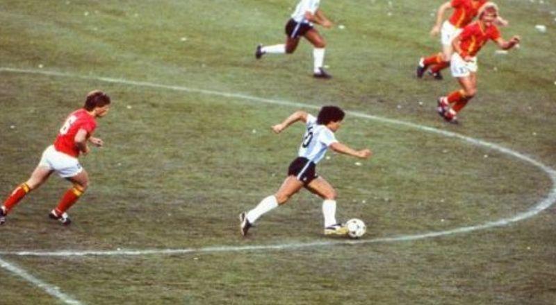 Diego Armando Maradona in Diego Maradona 2-1569333927434