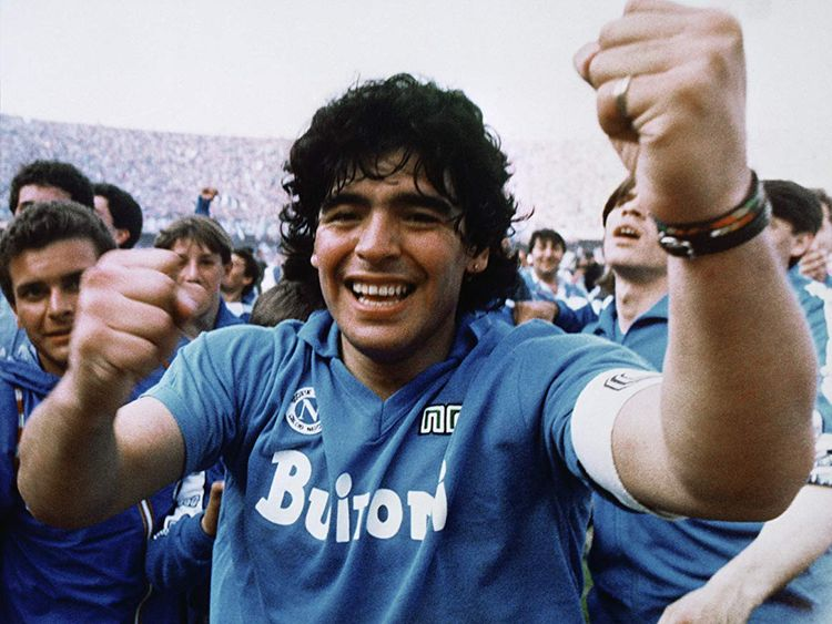 Diego Armando Maradona in Diego Maradona 3-1569333929406
