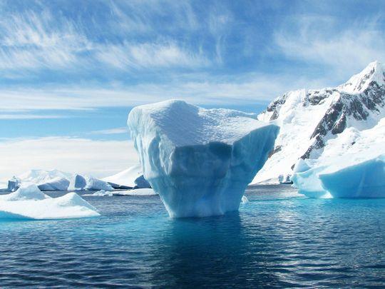 Antarctica registers record temperature of 20.75C