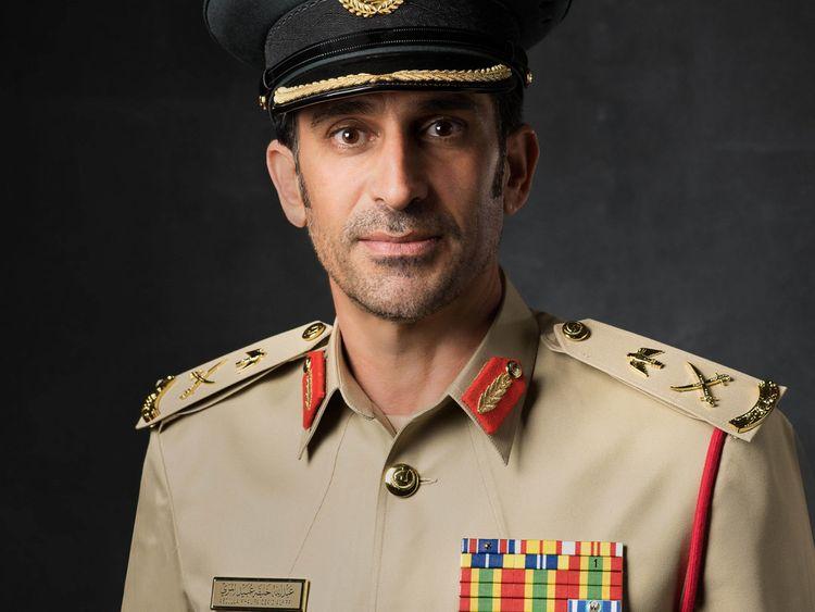 NAT Major General Abdullah Khalifa Al Merri-1569324667490