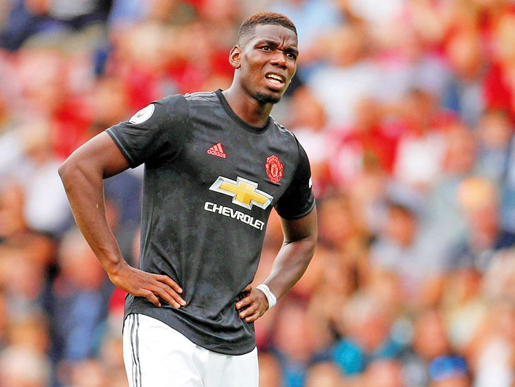 Paul Pogba's recovery from injury for Manchester United ...