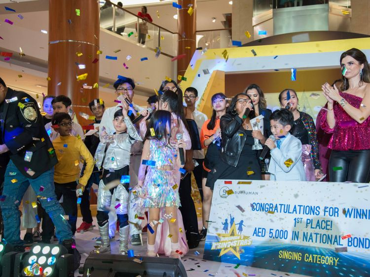 Winners- BurJuman's Rising Stars-1569322251900