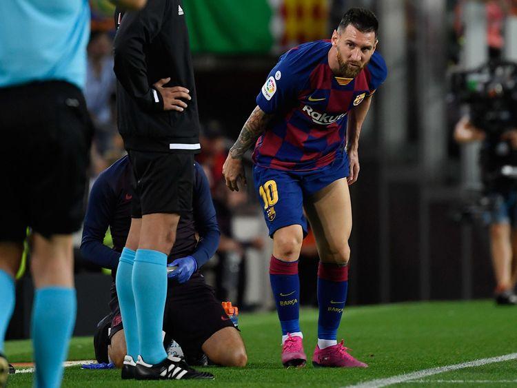 190925 Messi
