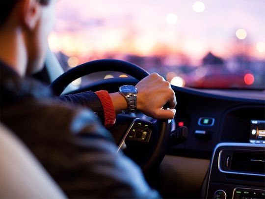 Eye-tracking technology could help make driving safer