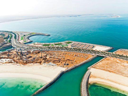 Movenpick Hotel at Al Marjan Island