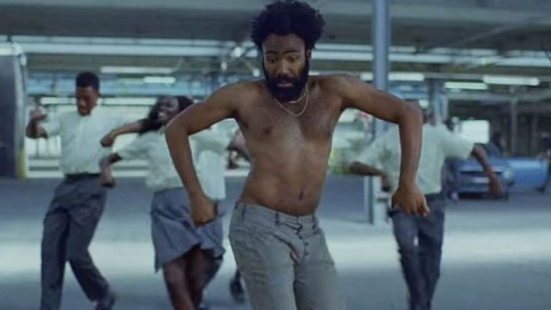 Childish Gambino's This is America-1569503265685