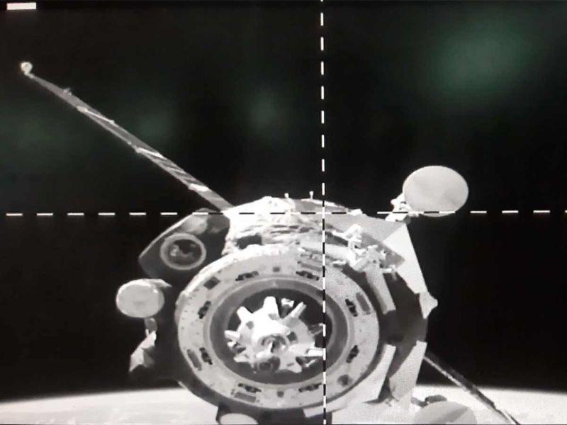 Soyuz 61 20190917