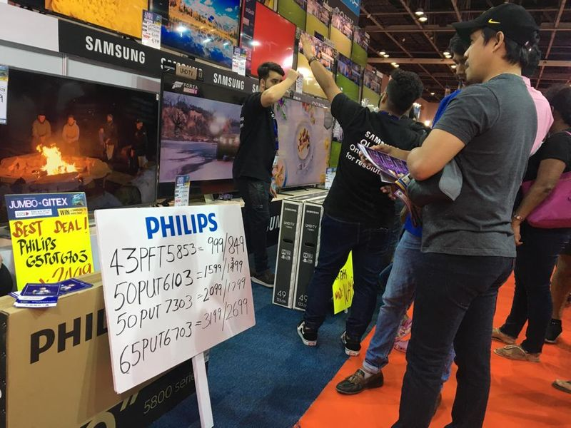TV screens 4K discounts 0033