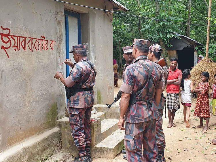 Bangladesh trafficking 20190928