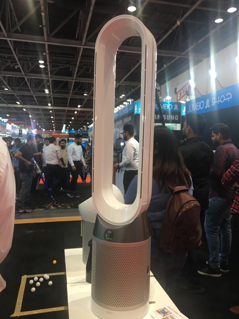 Dyson TP04 air purifier