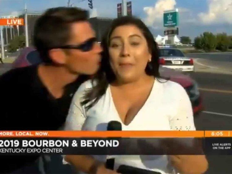 Sarah Rivest kiss