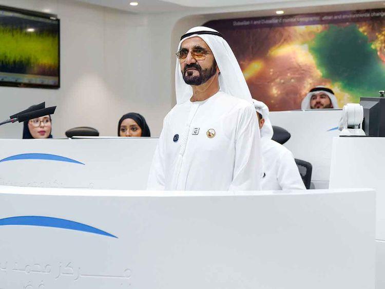 Sheikh Mohammed Bin Rashid Al Maktoum 20190927