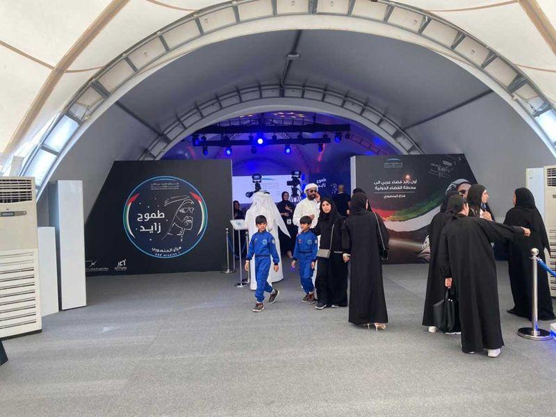 UAE in Space