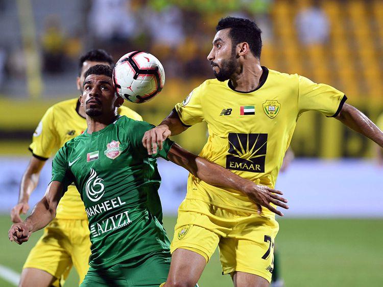 High five for Shabab Al Ahli Dubai